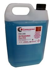 Ultrasonic Cleaning Fluid PCB Solder & Flux Remover -5L