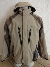 Killtec Outdoorjacke, Men, Neu!, Beige, Gr. L