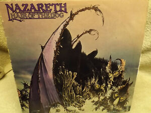 NAZARETH / HAIR OF THE DOG / VG++ CONDITION