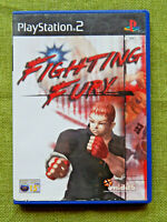 Fighting Fury (Sony PlayStation 2, 1999, PAL, PS2, Game)