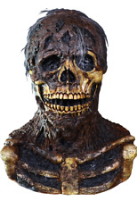 Halloween Costume Creepshow - Nate Latex Deluxe Mask Haunted House NEW