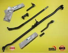 XRF Inner Outer Tie Rod End Drag Link KIT Wrangler 07-18 LIFETIME WARRANTY