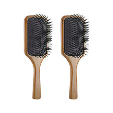 2 XAveda Color Conserve Wooden Paddle Brush 1pc,