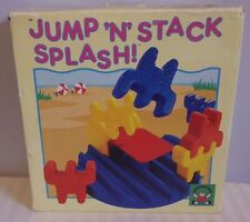 Discovery Toy Jump Stack Splash! Toddler Preschool Educational Developmental Toy