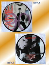 *** DAVID BOWIE - Fame '90 *** PICTURE DISC 7""
