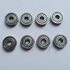 8pcs 625 2Z 625-ZZ C3 Double Metal Shielded Ball Bearing 5x16x 5mm US Stock M496