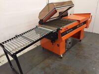 MINIPACK One-Step Shrink Wrap Machine - Model FM77A