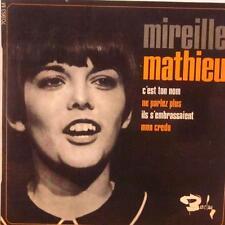 "Mireille Mathieu(7"" Vinyl P/S 1st Issue)Mirelle Mathieu-Barclay-France-VG/Ex+"