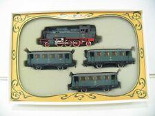 Piko ho tren-set de pasajeros rce la K. Sächs. STS. E.B. con máquina de vapor nh7566