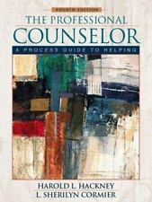 The Professional Counselor: A Process Guide to Helping (4th Edition)