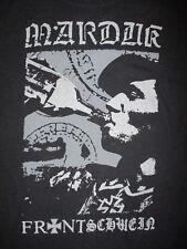 MARDUK CONCERT T SHIRT Black Metal Front Schwein 2-Sided Concert Drinking 3XL