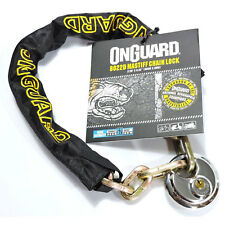 ONGUARD MASTIFF 8022D CHAIN LOCK HEAVY DUTY CYCLE SECURITY FOR BIKE