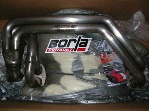 Borla 17217 Header Fits 2001-2018 Impreza Legacy WRX WRX STI
