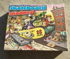 BRAND NEW SKATEBOARD MADNESS BOARD GAME NEW