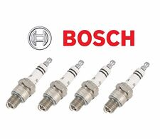 For Chevy Corvair VW Beetle Fastback Squareback Thing Spark Plugs Set of 4 Bosch