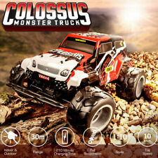 Remote Controlled Venom Colossus Monster Truck Indoor Outdoor FUN TOY