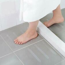 6/12/24PCS Anti Slip Bath Grip Stickers Shower Strips Flooring Safety Tape DIY