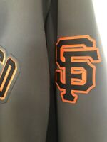 san francisco giants jacket with manny pacquiao (Autographed) One of a kind.