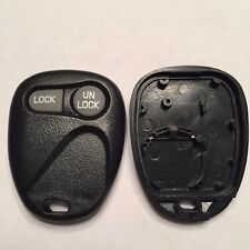 New Replacement 2 Button Keyless Remote Shell Case + Pad ABO1502T 16245100-29