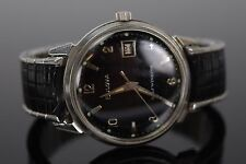 Vintage 1960s Bulova 17 Jewels Self Winding Automatic Wrist Watch