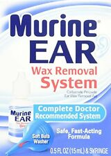 Murine Ear Wax Removal System Kit, Doctor Recommended .05 Fl Oz Each