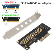 NVME PCIe SSD-Adapter M.2 NVME SSD To PCI Express 3.0 X4 Host Expansion-Card