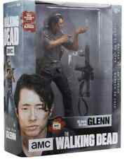 "THE WALKING DEAD TV DELUXE 10"" INCH ACTION FIGURE GLENN DELUXE EDITION"
