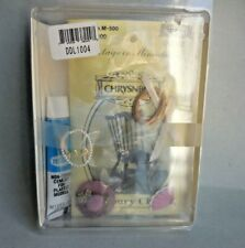 DOLLHOUSE MINIATURE ~  CHRYSNBON LADY'S THEME KIT