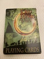 Bicycle Playing Card Lord Of The Rings New Sealed
