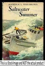 Saltwater summer (Morrow junior books)