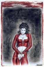 Luis Royo PROHIBITED POSTER   SeXy HTF OOP
