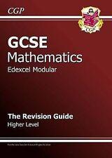 GCSE Maths Edexcel B (Modular) Revision Guide - Higher by Richard Parsons (Pape…