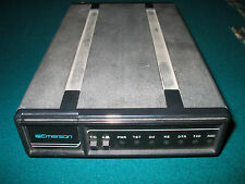 Emerson External Modem 2400MNP with Manuals and Power Supply