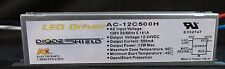 AC ELECTRONICS  AC-12C500H LED DRIVER 12 WATTS