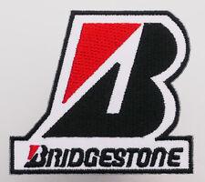 """BRIDGESTONE"" Race Sponsor Embroidered Iron-On Patch - MIX 'N' MATCH - #3T12"