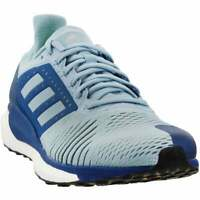 adidas Solar Glide St  Mens Running Sneakers Shoes    - Blue