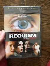 Requiem For A Dream (Dvd, 2001, R-Rated; Widescreen) New / Factory Sealed