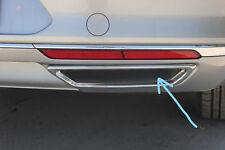 VW PASSAT B 8 R LINE OPTIK  AUSPUFFRAHMEN BLENDEN aus EDELSTAHL Rechts und links