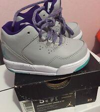 Jordan Flight Origin  Toddler 5c Wlf Grey / Purple