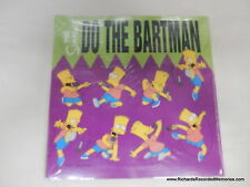THE SIMPSONS DO THE BARTMAN SINGS THE BLUES PROMOTIONAL New CD Scarce Gatefold