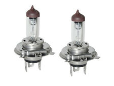 LAND ROVER HALOGEN HEADLIGHT BULB SET OF 2 55/60W H4 FOR ALL HALOGEN HEADLIGHTS