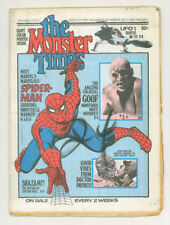 Horror & Monster No 1 Magazines