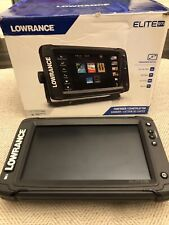 Lowrance Elite 9 Ti Gps Insight Pro Fishfinder With Total Scan Transducer