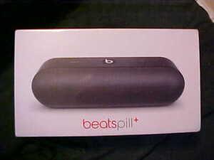 BRAND NEW! Beats by Dr. Dre Pill+ Portable Wireless Speaker - Black - ML4M2LL/A