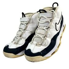 Nike Air Max Uptempo 95 Shoes Men's 11 311090-102 White Navy Obsidian