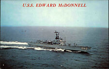 Kriegsschiff Navy Militär Battleship Kriegsschiff Battleship US EDWARD McDONNELL