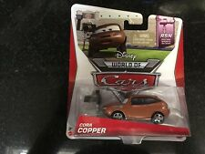 Disney Pixar Cars CORA COPPER