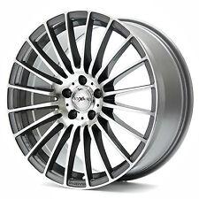 4x AXXION AX5 DGP+ IN 8x18 ET45 5x112mm für VW, Audi, Seat, Skoda, Mercedes