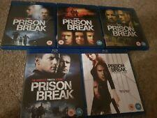 Prison Break  Complete Series 1-5      Blu-ray                Fast  Post