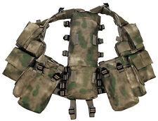 MFH Tactical Vest HDT-camo FG  Taktik Weste  Einsatzweste Paintball Gotcha
